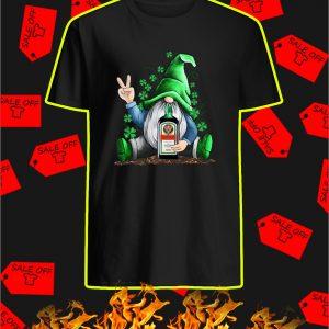 Irish Gnome Hug Jagermeister St Patrick's Day shirt