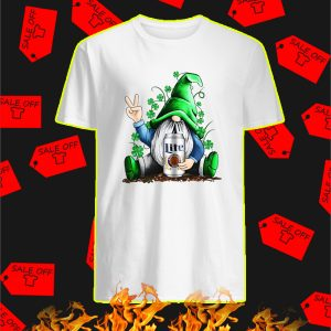 Irish Gnome Hug Miller Lite St Patrick's Day Shirt