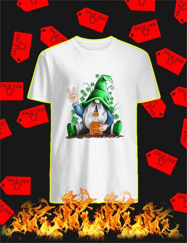 Irish Gnome Hug Patron St Patrick's Day Shirt