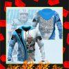 Luke Kuechly Carolina Panthers 3D Hoodie