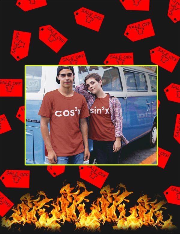 Sin Cos Couple Shirt