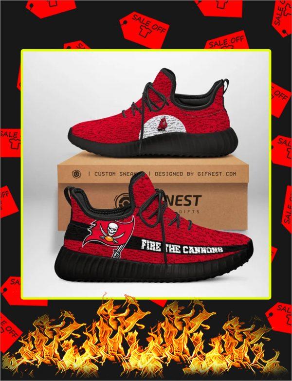 Tampa Bay Buccaneers NFL Yeezy Sneaker