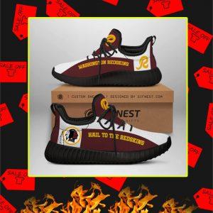 Washington Redskins NFL Yeezy Sneaker