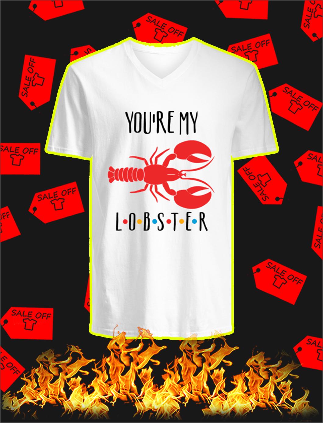 You're My Lobster v-neck