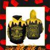 Bee Keeper Jack Daniels Logo 3d All Over Printed hoodie