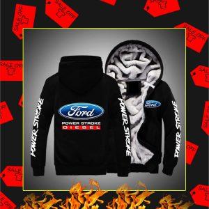 Ford Power Stroke Diesel Fleece Hoodie