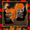 Harley Davidson Eagle Live To Ride 3d hoodie