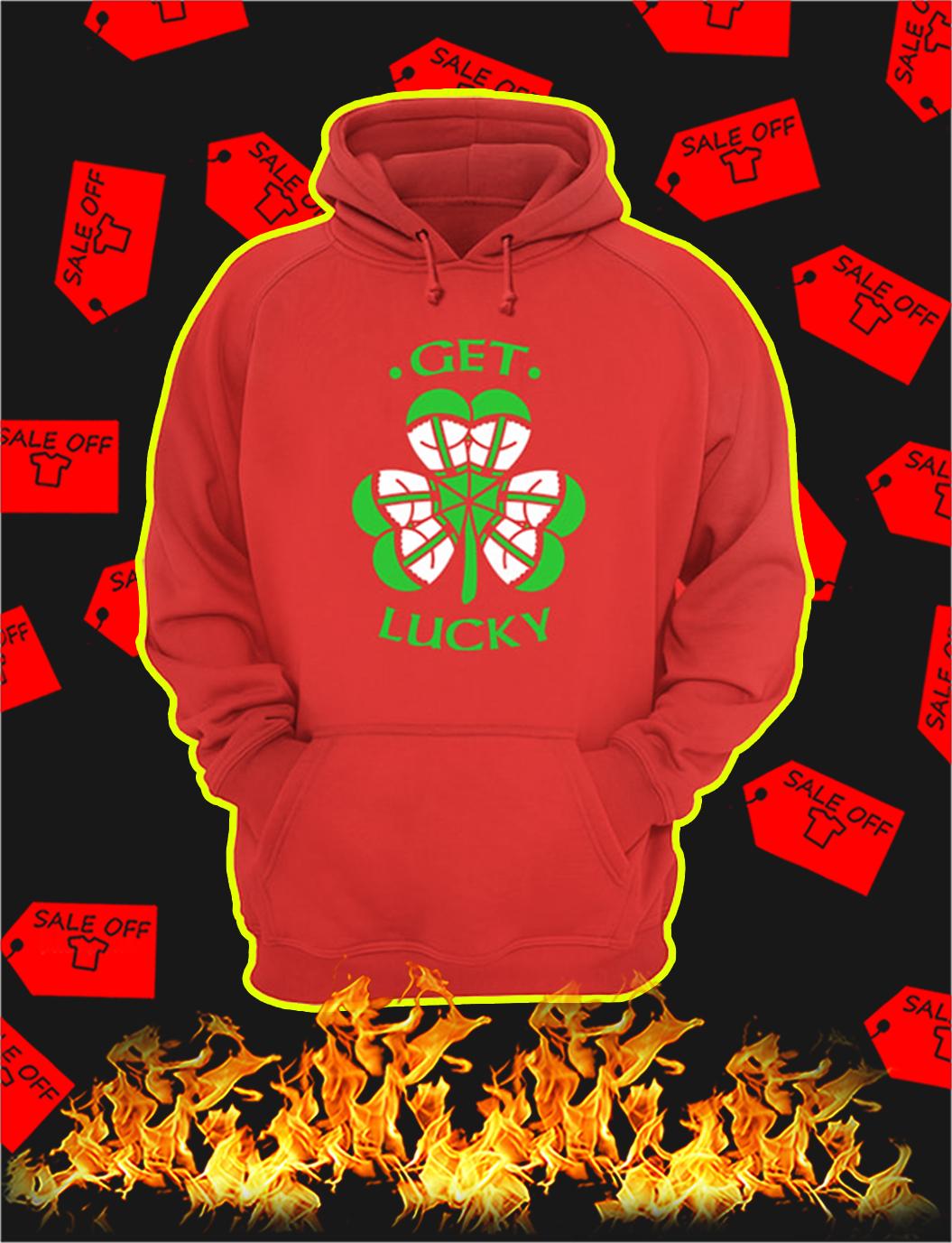 Irish Get Lucky hoodie