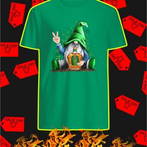 Irish Gnome Hug Crown Royal St Patrick's Day shirt