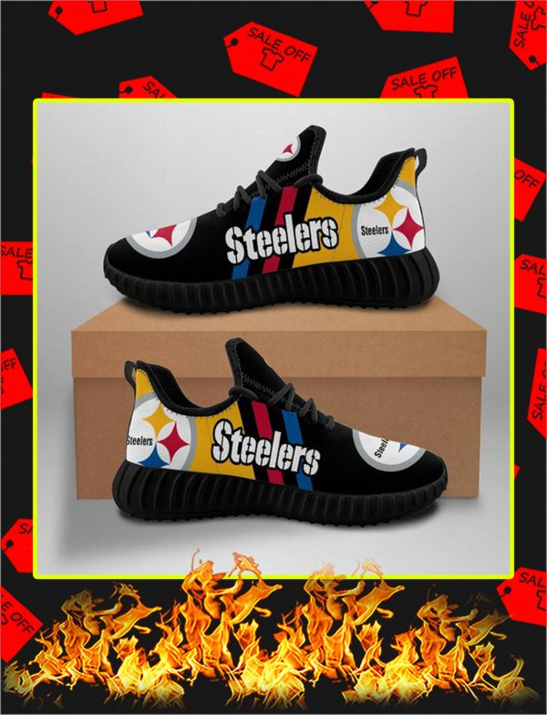 Pittsburgh Steelers Yeezy Sneaker