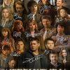 Supernatural 15 seasons poster