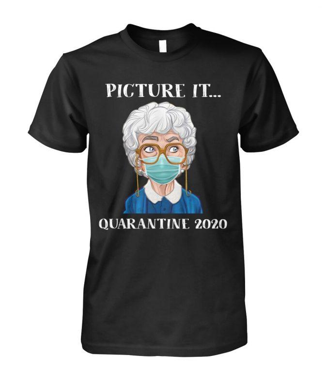 Estelle getty picture it quarantine 2020 shirt