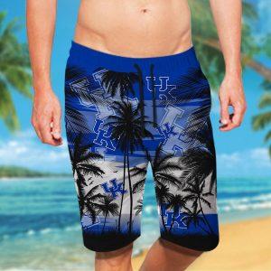 Kentucky Wildcats tropical hawaiian shirt - Picture 2
