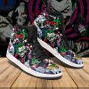 Joker JD sneakers custom shoes