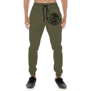 Personalized Mexican 3d all over printed long pants
